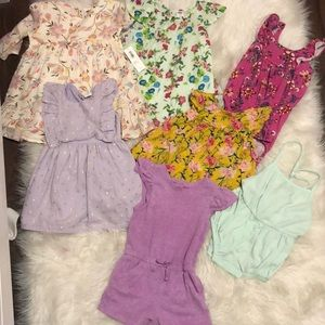 Old navy lot all 6-12 month (8 pieces)